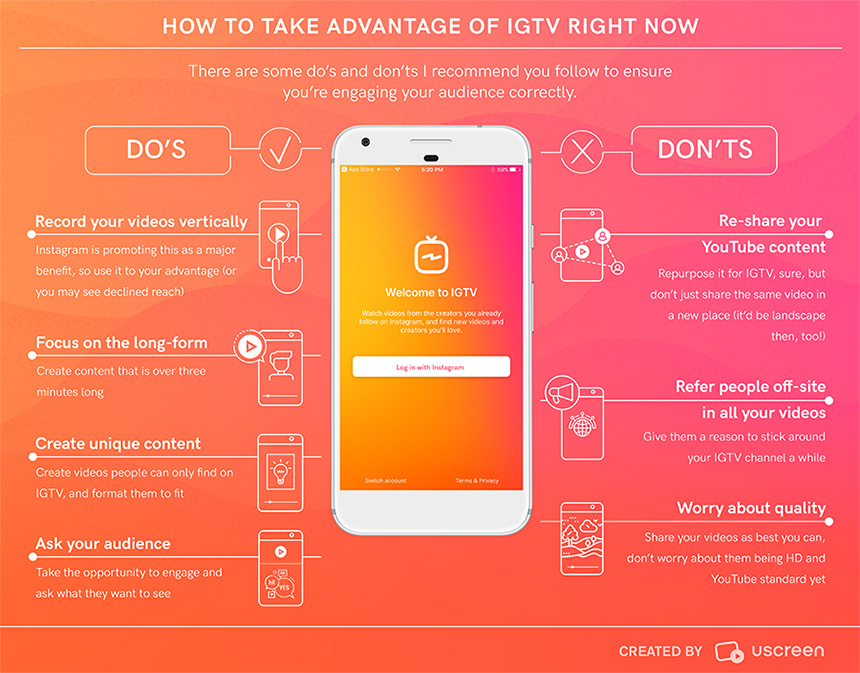how-to-use-igtv-infographic